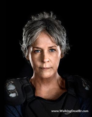 Season 8 Character Portrait #1 ~ Carol