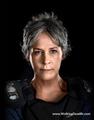 Season 8 Character Portrait #1 ~ Carol - the-walking-dead photo