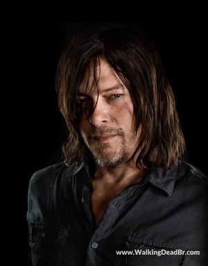 Season 8 Character Portrait #1 ~ Daryl