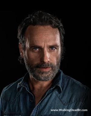 Season 8 Character Portrait #1 ~ Rick