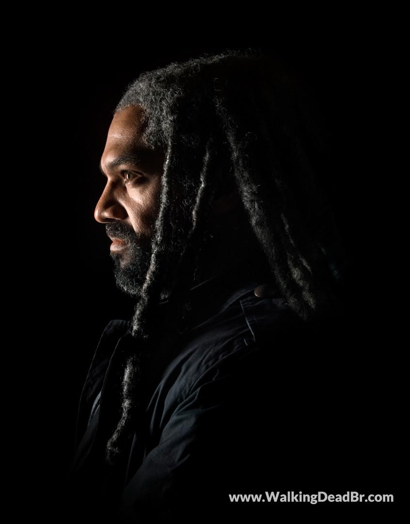 Season 8 Character Portrait #2 ~ Ezekiel