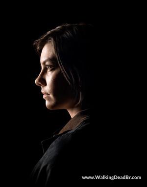 Season 8 Character Portrait #2 ~ Maggie