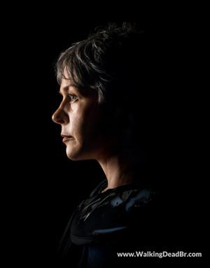 Season 8 Character Portrait #2 ~ Carol