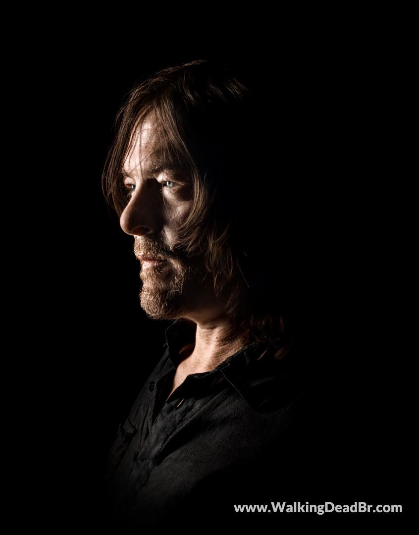Season 8 Character Portrait #2 ~ Daryl