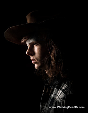 Season 8 Character Portrait #2 ~ Carl