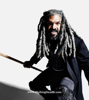 Season 8 Character Portrait #3 ~ Ezekiel