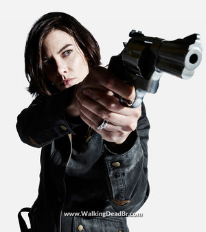 Season 8 Character Portrait #3 ~ Maggie