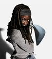 Season 8 Character Portrait #3 ~ Michonne - the-walking-dead photo