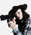 Season 8 Character Portrait #3 ~ Carl - the-walking-dead photo