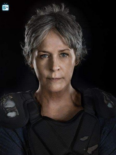 The walking dead hình nền titled Season 8 Portrait ~ Carol