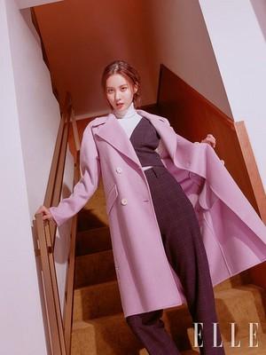 Seohyun ELLE Magazine