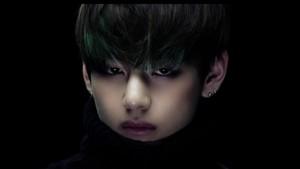 Serious Taehyung