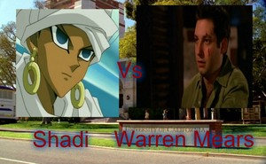 Shadi Vs Warren Mears