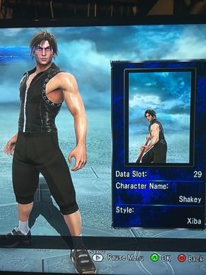 Shakey in Soul Calibur 5