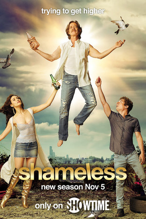 Shameless - Season 8 Poster - Trying To Get Higher