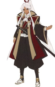 Fate Series wolpeyper entitled Shirou Kotomine (Servant)
