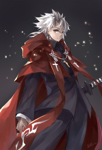 Fate Series 바탕화면 called Shirou Kotomine