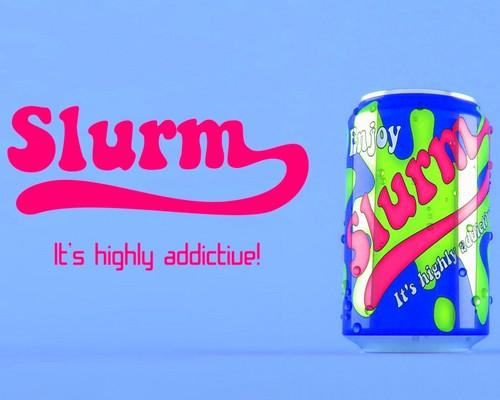 Futurama wallpaper entitled Slurm