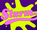 futurama - Slurm wallpaper
