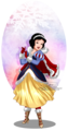 Snow White - Disney Winter Princess - disney-princess fan art