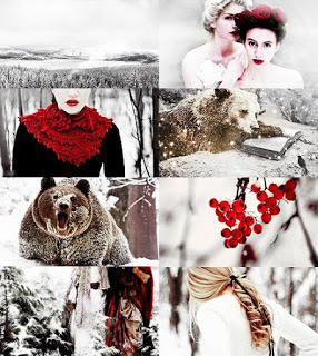 Grimm's Fairy Tales پیپر وال entitled Snow White and Rose Red