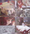 Snow White and Rose Red - grimms-fairy-tales photo