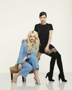 Sofia and Dove