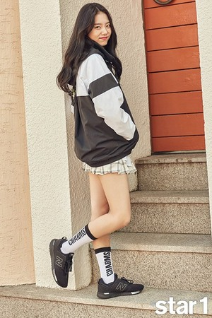 Sohye for @ star1 Magazine October Issue