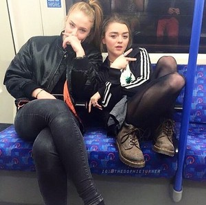 Sophie and Maisie