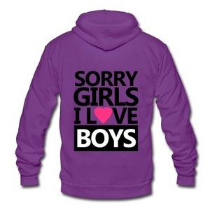 Sorry Girls I Amore Boys