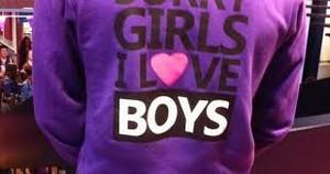 Sorry Girls I tình yêu Boys
