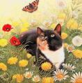 Springtime For Kitty - cats fan art