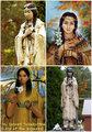 St. Kateri Tekakwitha (Lily of the Mohawks)