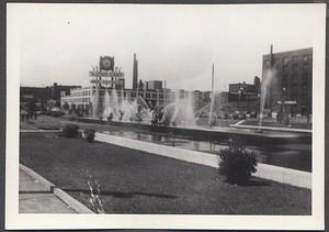 St. Louis Dairy Company Neon Clock (1948)