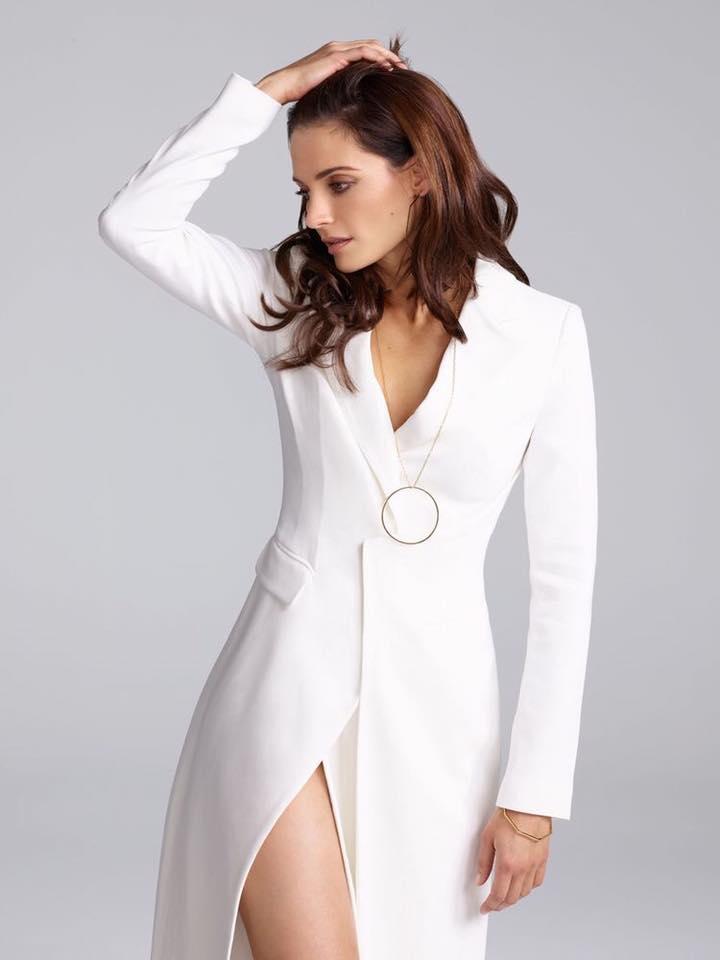 Stana Katic for Elle Spain