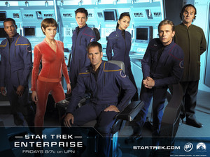 Star Trek: Enterprise Crew