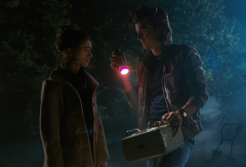 Stranger Things Обои entitled Stranger Things Season 2 Promotional Picture