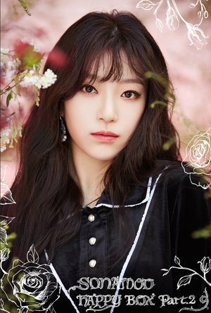 "Sumin teaser image for ""Happy Box Part.2"""