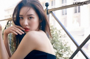 Sunmi for L'Oréal Paris