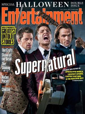 Supernatural - EW Magazine