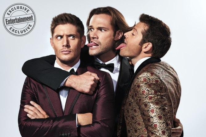 supernatural - Season 13 - EW Magazine Stills
