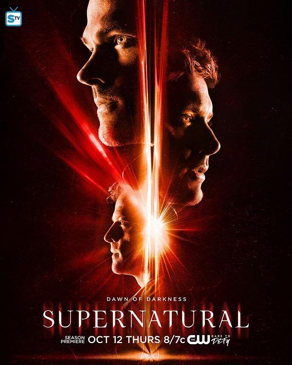 Supernatural - Season 13 - Poster