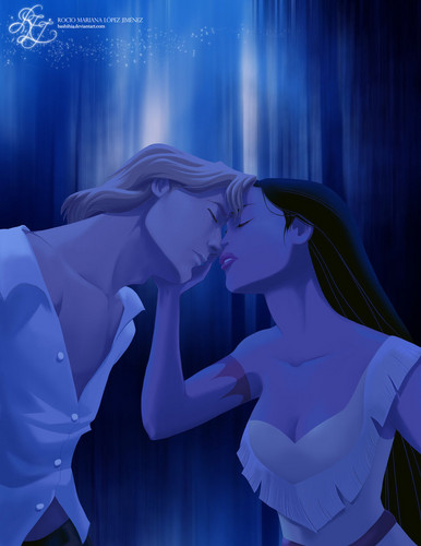 Disney karatasi la kupamba ukuta titled Sweethearts