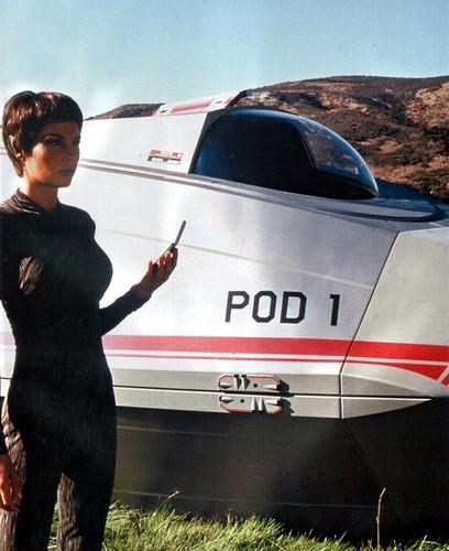 étoile, étoile, star Trek - Enterprise fond d'écran called T'Pol