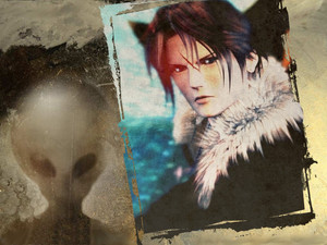THE X FILES ALIEN BECOME Squall Leonhart