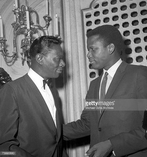 Talking With Sidney Poitier