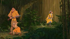 Tarzan 1999 BDrip 1080p ENG ITA x264 MultiSub Shiv .mkv snapshot 00.33.40 2017.10.20 12.56.59