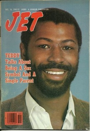 Teddy Pendergrass On The Cover Of Jet