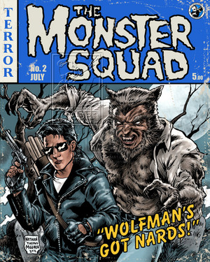 Terror: The Monster Squad
