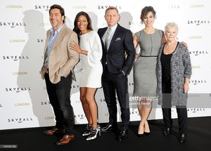 The Cast Of 2012 Bond Film, Skyfall